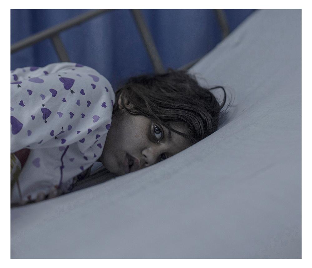 Where the children sleep - Där barnen sover - Ett